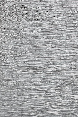 Structure-line Ripple Silver