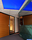 Office interior • clear-PEP • Dark Blue